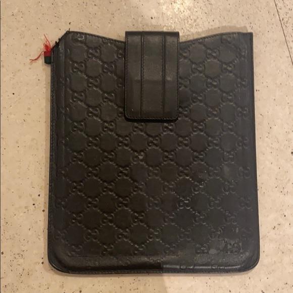 Authentic Gucci's iPad case